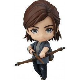 GOOD SMILE COMPANY THE LAST OF US PART II NENDOROID ELLIE ACTION FIGURE