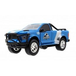 JURASSIC WORLD - DIE CAST METAL RESCUE TRUCK 1/43 MODEL