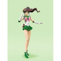 BANDAI SAILOR JUPITER ANIMATION COLOR EDITION S.H. FIGUARTS ACTION FIGURE