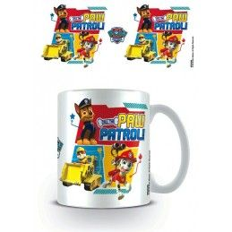 PYRAMID INTERNATIONAL PAW PATROL CERAMIC MUG TAZZA IN CERAMICA