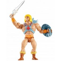 MASTERS OF THE UNIVERSE ORIGINS HE-MAN ACTION FIGURE MATTEL