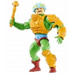 MASTERS OF THE UNIVERSE ORIGINS MAN-AT-ARMS ACTION FIGURE MATTEL