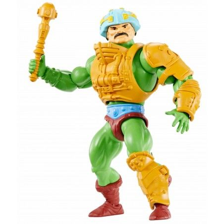 MASTERS OF THE UNIVERSE ORIGINS MAN-AT-ARMS ACTION FIGURE