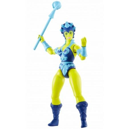 MASTERS OF THE UNIVERSE ORIGINS EVIL-LYN ACTION FIGURE