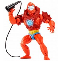 MASTERS OF THE UNIVERSE ORIGINS BEAST MAN ACTION FIGURE MATTEL