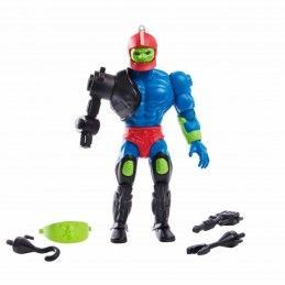 MASTERS OF THE UNIVERSE ORIGINS TRAP JAW ACTION FIGURE MATTEL