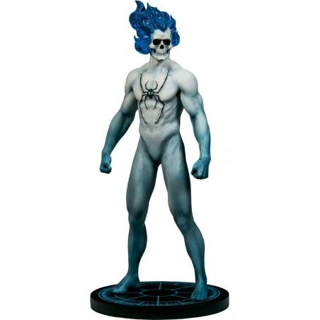 MARVEL'S SPIDER-MAN SPIRIT SPIDER SUIT STATUE FIGURE