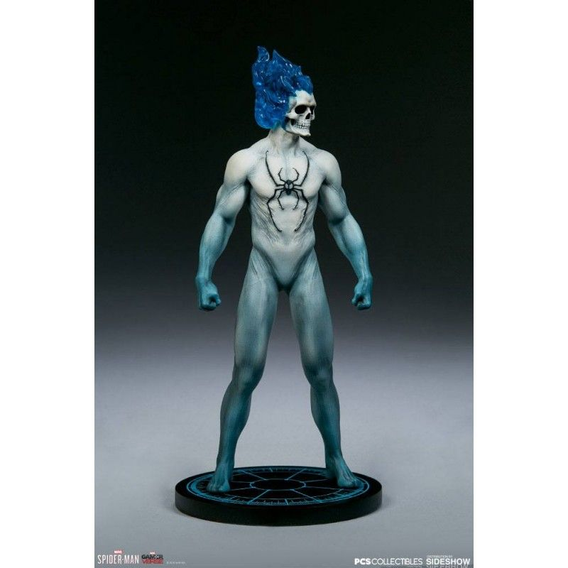 PCS COLLECTIBLES MARVEL'S SPIDER-MAN SPIRIT SPIDER SUIT STATUE FIGURE