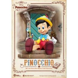 BEAST KINGDOM PINOCCHIO MASTER CRAFT POOH STATUE RESIN FIGURE