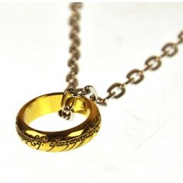 IL SIGNORE DEGLI ANELLI LORD OF THE RINGS ANELLO THE ONE RING