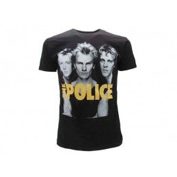 MAGLIA T SHIRT THE POLICE