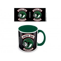 RIVERDALE SOUTH SIDE SERPENTS CERAMIC MUG TAZZA IN CERAMICA PYRAMID INTERNATIONAL