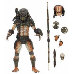PREDATOR 2 ULTIMATE STALKER PREDATOR ACTION FIGURE NECA