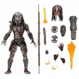 PREDATOR 2 ULTIMATE GUARDIAN PREDATOR ACTION FIGURE NECA