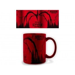 PYRAMID INTERNATIONAL STRANGER THINGS STUCK IN THE UPSIDE DOWN MUG TAZZA