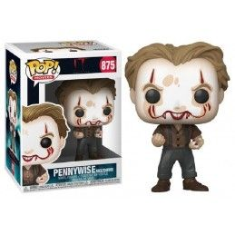 FUNKO FUNKO POP! IT PENNYWISE MELTDOWN BOBBLE HEAD KNOCKER FIGURE