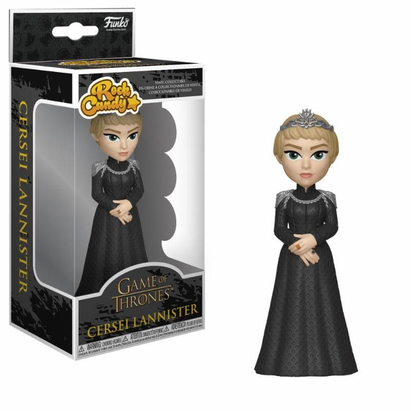 GAME OF THRONES ROCK CANDY CERSEI LANNISTER FIGURE FUNKO