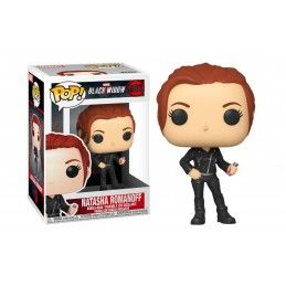 FUNKO POP! BLACK WIDOW NATASHA ROMANOFF BOBBLE HEAD KNOCKER FIGURE FUNKO
