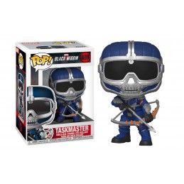 FUNKO FUNKO POP! BLACK WIDOW TASKMASTER WITH BOW BOBBLE HEAD KNOCKER FIGURE