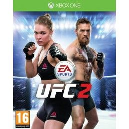 EA SPORTS UFC 2 XBOXONE USATO ITALIANO