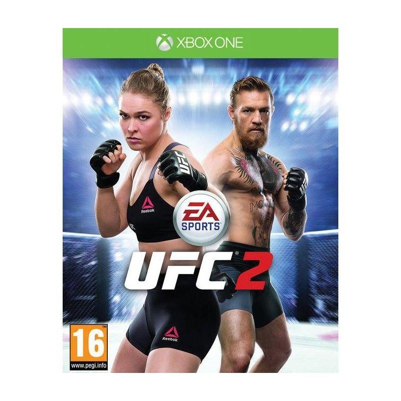 EA SPORTS UFC 2 XBOXONE NUOVO ITALIANO