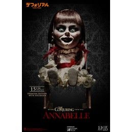 STAR ACE THE CONJURING ANNABELLE DEFO REAL STATUE FIGURE