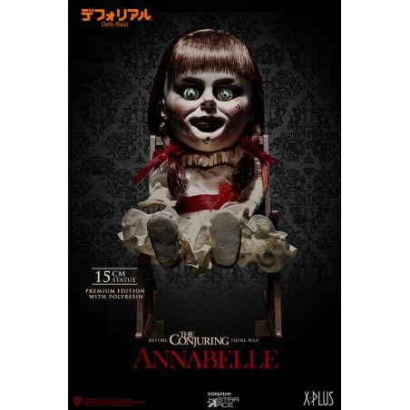THE CONJURING ANNABELLE DEFO REAL STATUE FIGURE