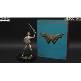MEZCO TOYS WONDER WOMAN ONE:12 COLLECTIVE ACTION FIGURE