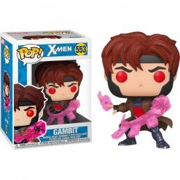 FUNKO POP! MARVEL X-MEN GAMBIT BOBBLE HEAD FIGURE FUNKO