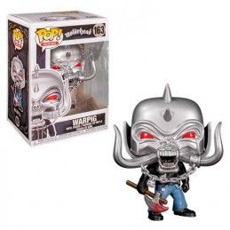 FUNKO POP! MOTORHEAD WARPIG BOBBLE HEAD KNOCKER FUNKO
