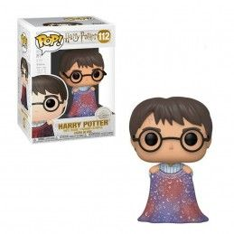 FUNKO POP! HARRY POTTER INVISIBILITY CLOAK BOBBLE HEAD KNOCKER FIGURE FUNKO
