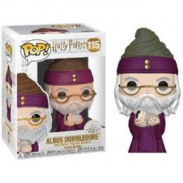FUNKO POP! HARRY POTTER - ALBUS WITH BABY BOBBLE HEAD KNOCKER FIGURE FUNKO