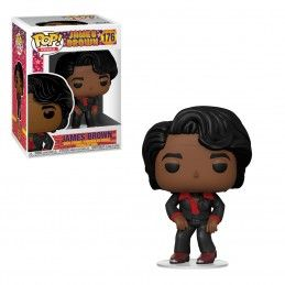 FUNKO FUNKO POP! JAMES BROWN BOBBLE HEAD KNOCKER FIGURE