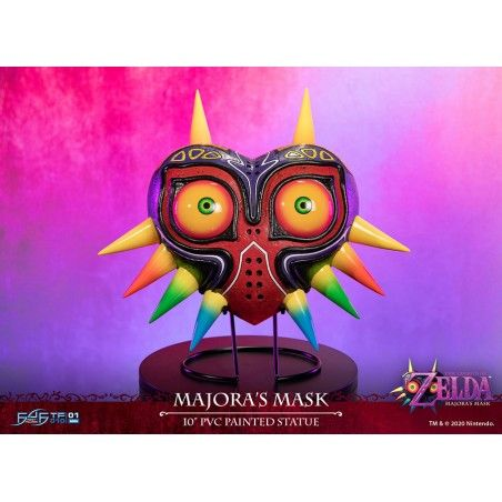THE LEGEND OF ZELDA MAJORA'S MASK REPLICA STATUE