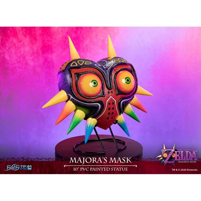 FIRST4FIGURES THE LEGEND OF ZELDA MAJORA'S MASK REPLICA STATUE