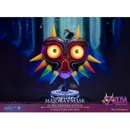 FIRST4FIGURES THE LEGEND OF ZELDA MAJORA'S MASK COLLECTOR'S EDITION REPLICA STATUE