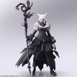 SQUARE ENIX FINAL FANTASY XIV BRING ARTS Y'SHTOLA RHUL ACTION FIGURE