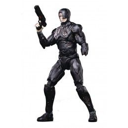 HIYA TOYS ROBOCOP 2014 BATTLE DAMAGED PX 1/18 ACTION FIGURE