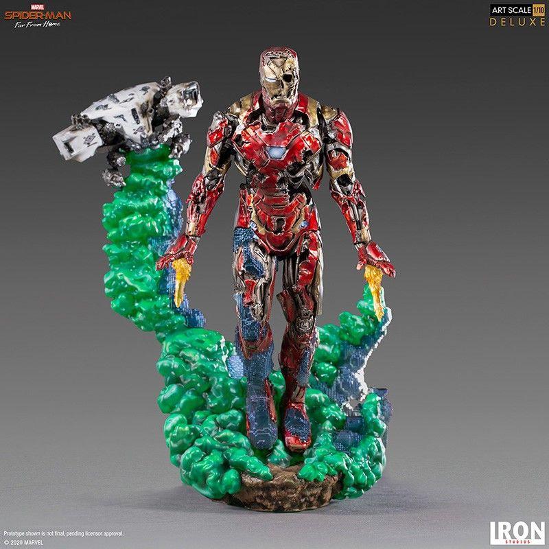 SPIDER-MAN RITORNO A CASA DELUXE da collezione scala 1//6TH Action Figure Nuovo in Scatola
