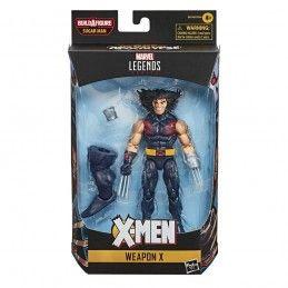 HASBRO MARVEL LEGENDS X-MEN SET SUGAR MAN WEAPON X ACTION FIGURE
