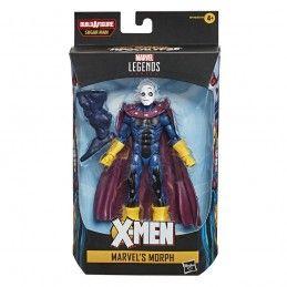 HASBRO MARVEL LEGENDS X-MEN SET SUGAR MAN MORPH ACTION FIGURE