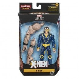 HASBRO MARVEL LEGENDS X-MEN SET SUGAR MAN X-MAN ACTION FIGURE