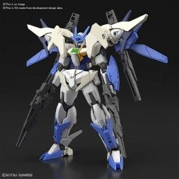 HG HIGH GRADE 00 GUNDAM TYPE NEW MOBILE SUIT MODEL KIT BANDAI