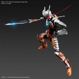 BANDAI FIGURE RISE ULTRAMAN SUIT DARKLOPS ZERO MODEL KIT