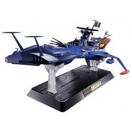 BANDAI SOUL OF CHOGOKIN GX-93 BATTLESHIP ARCADIA CAPTAIN HARLOCK ACTION FIGURE