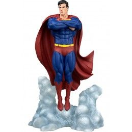 DC GALLERY SUPERMAN ASCENDANT FIGURE STATUE DIAMOND SELECT