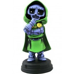 MARVEL ANIMATED DOCTOR DOOM FIGURE STATUE DIAMOND SELECT