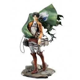 ATTACK ON TITAN LEVI 1/7 STATUE FIGURE HOBBY MAX