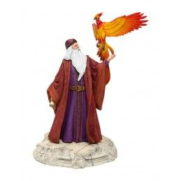 HARRY POTTER ALBUS DUMBLEDORE AND FAWKES STATUE FIGURE ENESCO