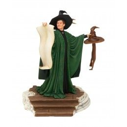 HARRY POTTER PROFESSOR MCGONAGALL STATUE FIGURE ENESCO